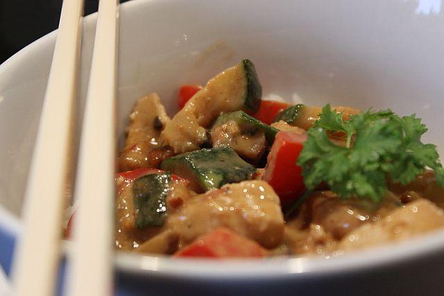 asiatische erdnuss sauce