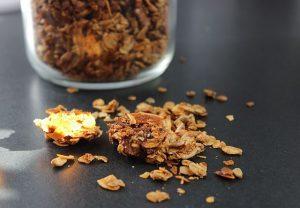 Ein Grundrezept für ein leckeres Granola
