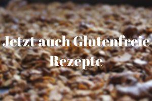 Ab jetzt in Bo's Kitchen auch glutenfreie Rezepte
