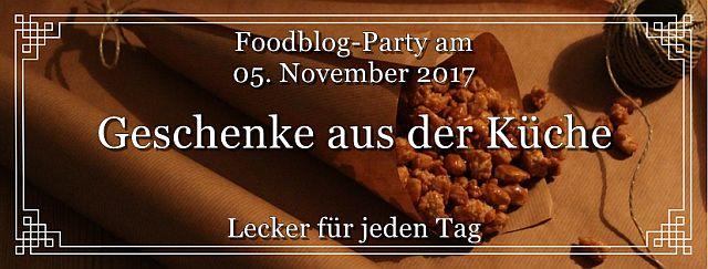 Banner Geschenke aus der Küche