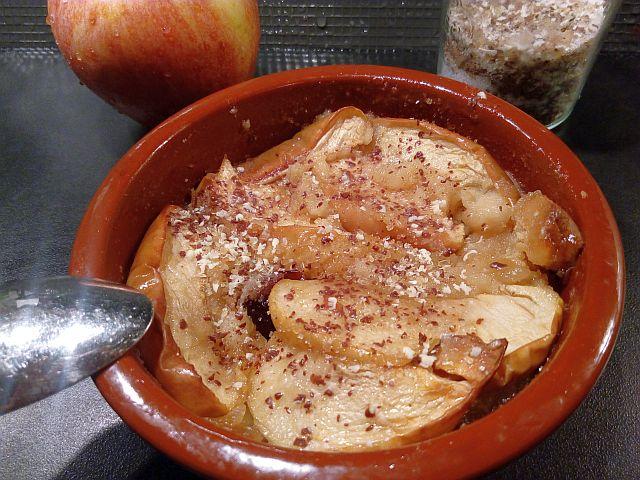 Eine Version vom Bratapfel