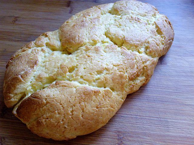 Brioche glutenfrei gebacken