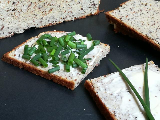 Leckeres Low Carb Brot - Glutenfrei backen